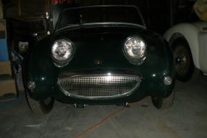 Austin Healey Sprite 1959 Mark I Bugeye