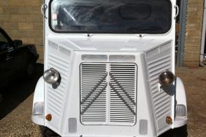 1963 Citroen Hy Pickup Catering/Camper Conversion Project 75% complete