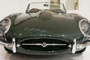 Jaguar 1962 E-Type Series 1 OTS Photo