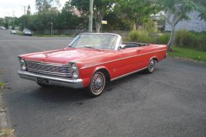 1965 Ford Galaxie Convertible Suit Thunderbird Fairlane Impala Buyers