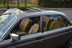 LOW MILEAGE 1985 SERIES 3 DAIMLER SOVEREIGN 4.2 EXCELLENT CONDITION Photo