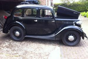 Wolseley 10 1948 Classic Car Photo