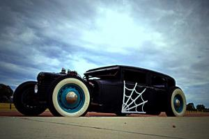 28 Ford Tudor RAT ROD HOT ROD