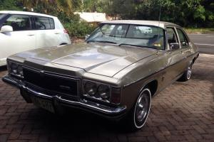 Holden HZ Premier 1977 253 V8 AC Powersteer 1 Owner 37yrs HQ HJ HX Kingswood