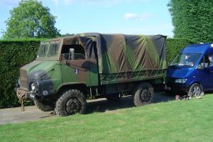 Simca Unic Marmon 1959 French Army Truck