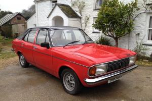 Talbot Avenger 1600GL 1979 WITH NEW MOT TILL APRIL 2015