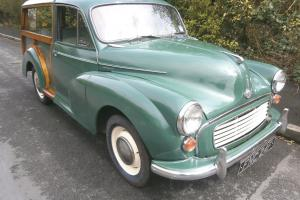 Austin/Morris Traveller 1968 1 Former keeper Only 57,000 miles Drives A1