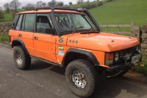 RANGE ROVER CLASSIC 4.2 V8 BOBTAIL - BRUNEL PERFORMANCE Photo