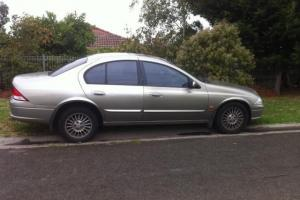 Ford Fairmont 2000 4D Sedan 4 SP Automatic 4L Multi Point F INJ 5 Seats in Pakenham, VIC