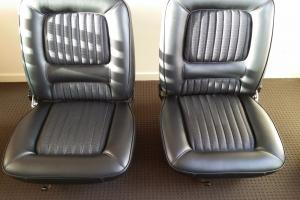 Ford XW GT GS Seats Reupholstered in Hillside, VIC
