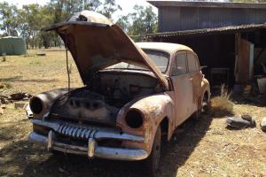 FJ Holden Sedan FOR Restoration in Warwick, QLD