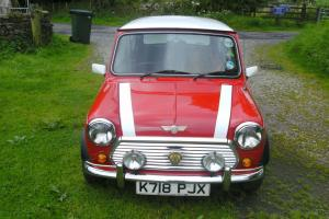 1992 CLASSIC MINI COOPER, 1.3, 32,000 MILES Photo