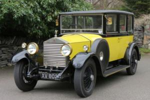 928 Rolls-Royce 20hp Barker Limousine GKM81 Photo