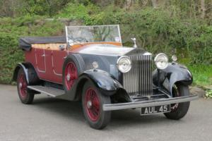1933 Rolls-Royce 20/25 Open Tourer GTZ65 Photo