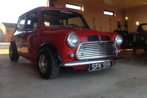 1971 1380 Austin Mini Turbo 209 BHP