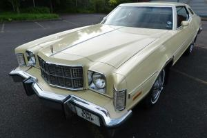 Ford Elite 1976 – 37,880 miles from new for Sale