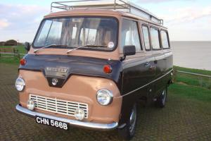 1964 Ford Thames 400e camper Photo