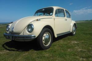Classic VW Beetle 1971 1302S Tax Exempt