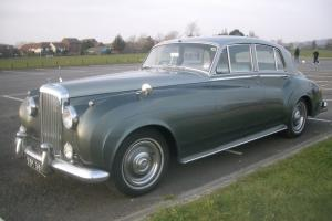Bentley S1 IN DORSET UK Power steering Automatic 1959