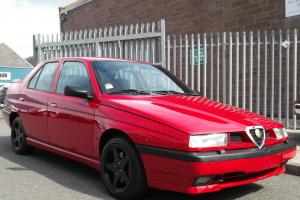 Alfa Romeo 155 Q4 WIDEBODY...ONLY 2 IN THE COUNTRY!!!!! COLLECTORS PIECE