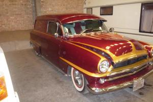 Plymouth P25 Customised 1954 **PRICE REDUCED** AMAZING CAR