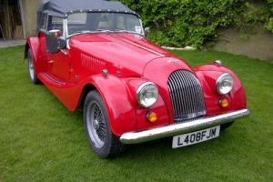 Morgan Plus 4 FOUR Seater  Photo