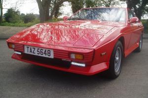 """MEGA RARE"" 1981 TVR TASMIN COUPE- 2.8i WEDGE UPGRADED ONLY 27 BUILT SEE DETAIL Photo"