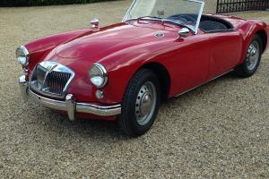 1961 MGA ROADSTER, 1600cc Photo