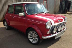 Classic Rover Mini Cooper 1.3mpi with sportspack