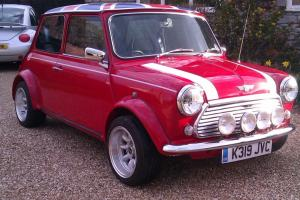 CLASSIC ROVER MINI COOPER 1.3 SPI,SPORTPACK ARCHES ETC  Photo
