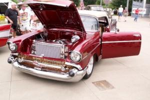 1957 Chevy Bel Air Convertible - Best in Britain