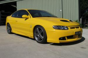 Holden GTO HSV Coupe Monaro