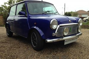 Classic Rover Mini Paul Smith edition 1.3mpi Photo