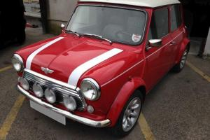 LHD Restored 1998 Mini Cooper 1.3 MPi Sport Pack Left Hand Drive