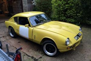 Triumph Spitfire/GT6 Mk1 Sprint Car/Road Car Restoration Photo