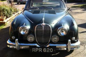 Jaguar Mk 2 3.8 1961 Photo