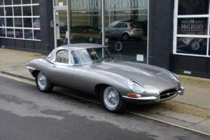Jaguar E-Type 3.8 roadster 1963 LEFT HAND DRIVE Photo