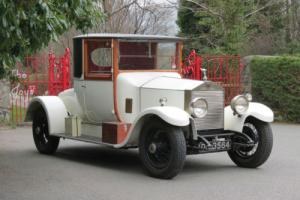 1928 Rolls-Royce 20hp Dr's Coupe Photo