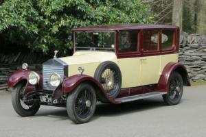 1927 Rolls-Royce 20hp Thrupp & Maberly Limousine GRJ71 Photo