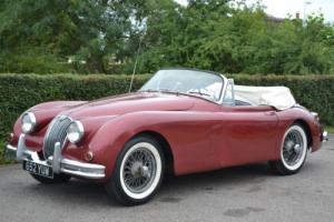 Jaguar XK150 DHC 1959 use or restore
