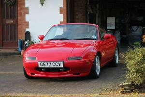 Mazda MX5 Mk1 BBR Turbo 1990 superb condition