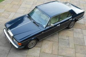 1989 ROLLS ROYCE SILVER SPIRIT 2 OWNERS WITH RR HISTORY FROM NEW