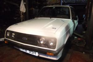 Ford Escort Mk2 Rally Car Project. RS 2000, Mexico, RS 1800,Track Car, Historic