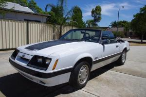 1988 Ford Mustang GT Convertible in Beckenham, WA