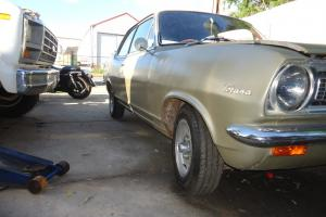 Torana Coupe 4 Cylinder Four Speed LC 1970