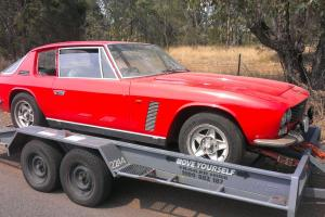 Jensen Interceptor MK1 in Sutherland, NSW