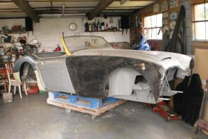 Austin Healey 3000 MK1 BT7 For Restoration