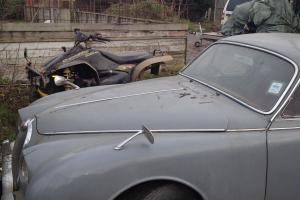 Classic S Type Jaguar 3.8 Photo