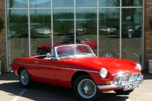 MG/ MGF B MK I ROADSTER Photo