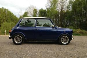 1998 Mini Cooper MPI Tahiti Blue Photo